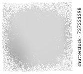 snowflake background | Shutterstock .eps vector #737231398