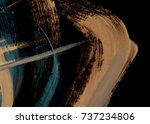 abstract acrylic background....   Shutterstock . vector #737234806