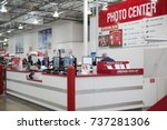 photo center of costco ...   Shutterstock . vector #737281306