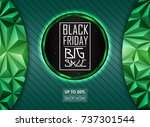 vector illustration of black... | Shutterstock .eps vector #737301544