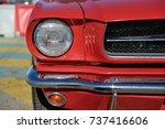 Ford Mustang. American Car....