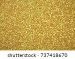 abstract glitter  lights... | Shutterstock . vector #737418670