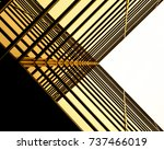 abstract image of glass... | Shutterstock . vector #737466019