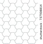 seamless geometric pattern of...   Shutterstock .eps vector #737508814