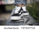 milan  italy   september 28 ... | Shutterstock . vector #737537710