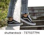 milan  italy   september 28 ... | Shutterstock . vector #737537794