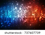 medical abstract background ...   Shutterstock . vector #737607739