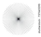 sun burst  star burst sunshine. ...   Shutterstock .eps vector #737665390
