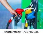fuel. | Shutterstock . vector #737789236