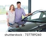 car. | Shutterstock . vector #737789260