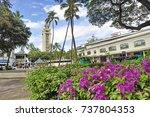 Port Of Honolulu  Hawaii ...