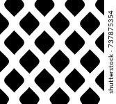 seamless diamond pattern....   Shutterstock .eps vector #737875354