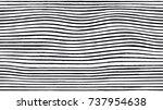 seamless striped pattern. wavy...   Shutterstock .eps vector #737954638