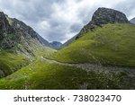 green valley | Shutterstock . vector #738023470