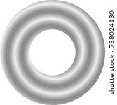 lines in circle form . spiral... | Shutterstock .eps vector #738024130