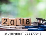 Stethoscope With 2018 Wooden...