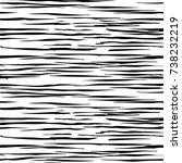 animal skin pattern | Shutterstock .eps vector #738232219