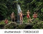 Warrior Of Mentawai.the...