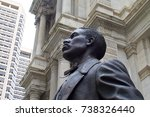 philadelphia  pa  usa   october ... | Shutterstock . vector #738326440