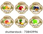 label for product | Shutterstock .eps vector #73843996