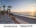 Sunrise On Idyllic Altea Resort ...