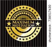 maximum motivation golden emblem