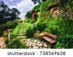 Bilbo Baggins Home And Hobbit...