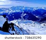 switzerland  verbier. ski...   Shutterstock . vector #738635290