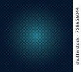 abstract geometric digital... | Shutterstock .eps vector #738656044