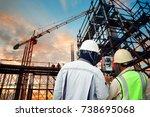 surveyor builder engineer with...
