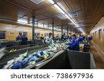 grodno  belarus   october 16 ...   Shutterstock . vector #738697936