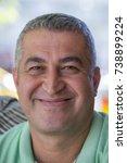 kemer  turkey   october 18 ... | Shutterstock . vector #738899224