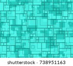 seamless squares pattern in...