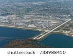 Aerial View Of Jfk Airport  New ...