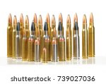 ammunition of various types and ...