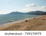 sea breeze    Shutterstock . vector #739170979