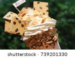 smoothies | Shutterstock . vector #739201330