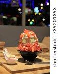 ice sweet | Shutterstock . vector #739201393