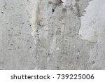 old grunge paper texture   Shutterstock . vector #739225006