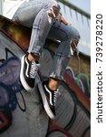 milan  italy   september 28 ... | Shutterstock . vector #739278220