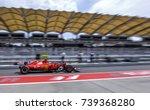 sepang  malaysia   september 30 ... | Shutterstock . vector #739368280