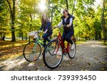 healthy lifestyle   people... | Shutterstock . vector #739393450