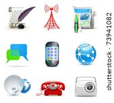 Communication Icons   Bella...