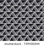concept seamless pattern with... | Shutterstock .eps vector #739430344
