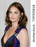 Small photo of Ruth Wilson at the Hammer Museum Gala In The Garden held at the Hammer Museum in Westwood, USA on October 14, 2017.