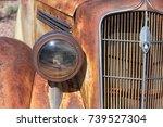 november 9  2015 nelson  nevada ...   Shutterstock . vector #739527304