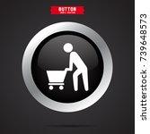man shopping icon