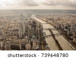 Panoramic View Of Paris From...