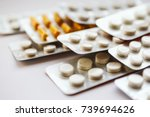 Different Medicines  Tablets ...