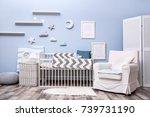 Beautiful Interior Of Child's...